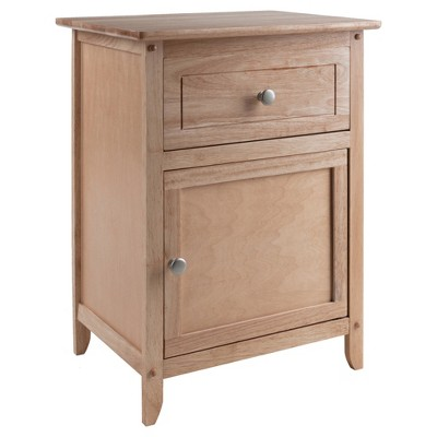 Eugene Nightstand - Natural - Winsome