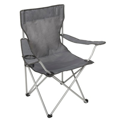 Basic Arm Chair with Carrying Case - Gray - Embark™