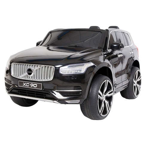 Kid Motorz Volvo XC90 12V Ride On - Black - image 1 of 9
