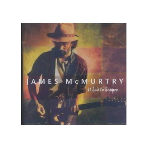 James McMurtry - It Had To Happen (CD) - image 1 of 1