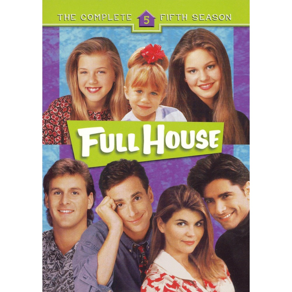 Full House: The Complete Fifth Season [4 Discs]