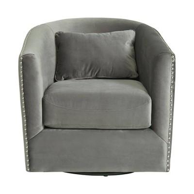 Alba Swivel Chair - Picket House Furnishings