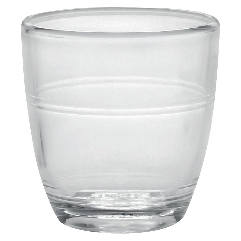 Image of Duralex - Gigogne 3 1/8 oz Glass Set of 6, Clear