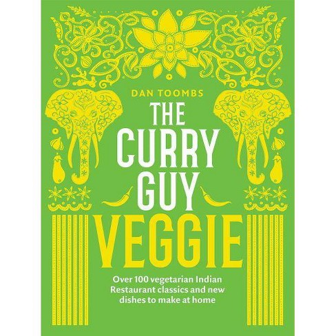 Curry Guy Veggie - by  Dan Toombs (Hardcover) - image 1 of 1