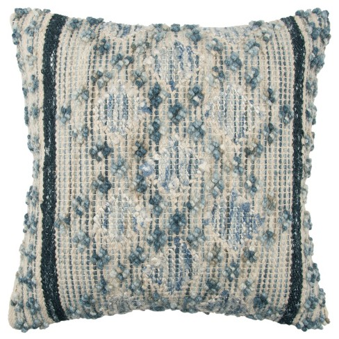 Filled Oversize Square Throw Pillow