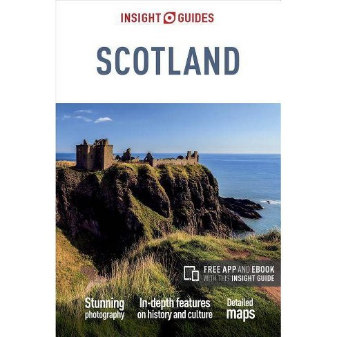 Insight Guides Scotland (Travel Guide with Free Ebook) -  7(Paperback) - image 1 of 1