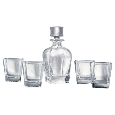Artland 24oz 5-pc. Glacier Whiskey Set