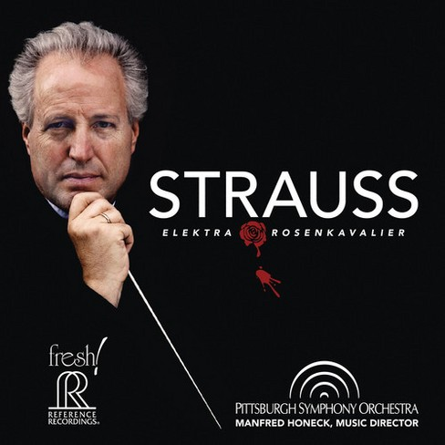 Pittsburgh Symphony - Strauss:Elektra And Der Rosenkavalier (CD) - image 1 of 1