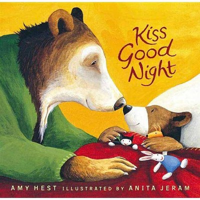 Kiss Good Night - (Sam Books)by Amy Hest (Board Book)