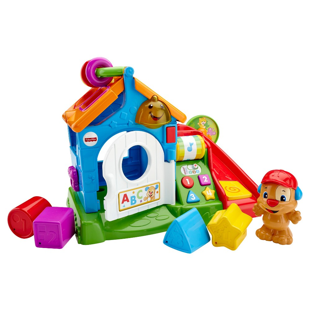 Fisher-Price Laugh & Learn Smart Stages Activity Playhouse