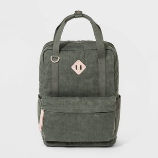 Square Backpack - Wild Fable™ Green