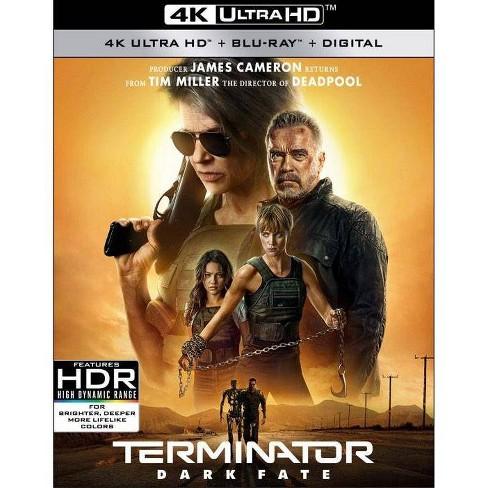 Terminator: Dark Fate (4K/UHD) - image 1 of 1