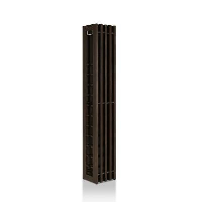 Disty 11 Rack Wine Tower Wenge - miBasics