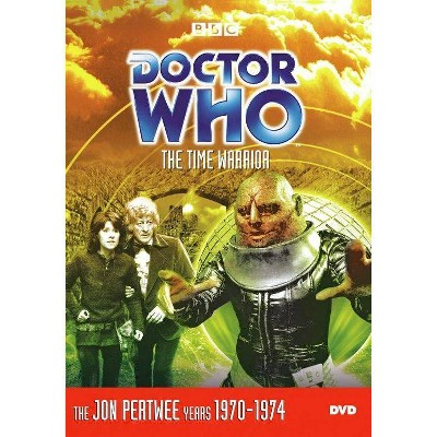 Dr. Who: The Time Warrior (DVD)(2020)