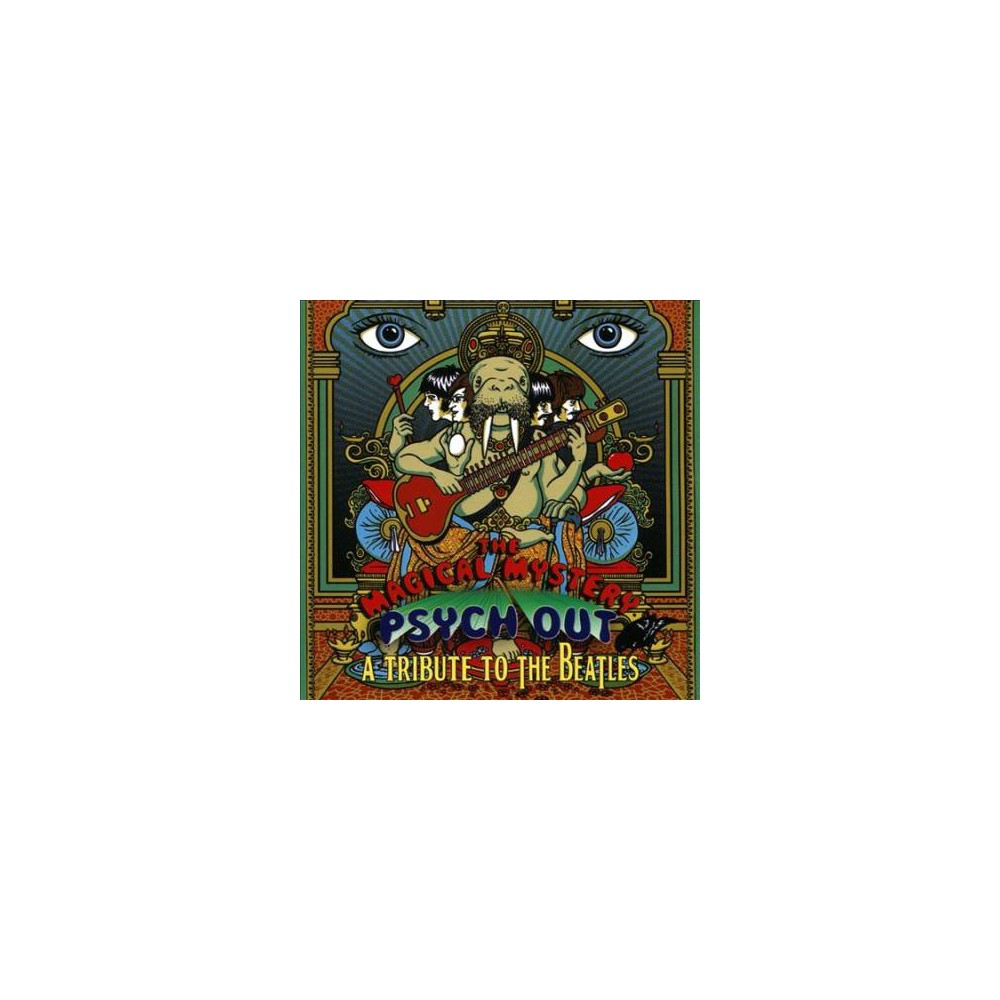 Various - Magical Mystery Psych Out (CD)