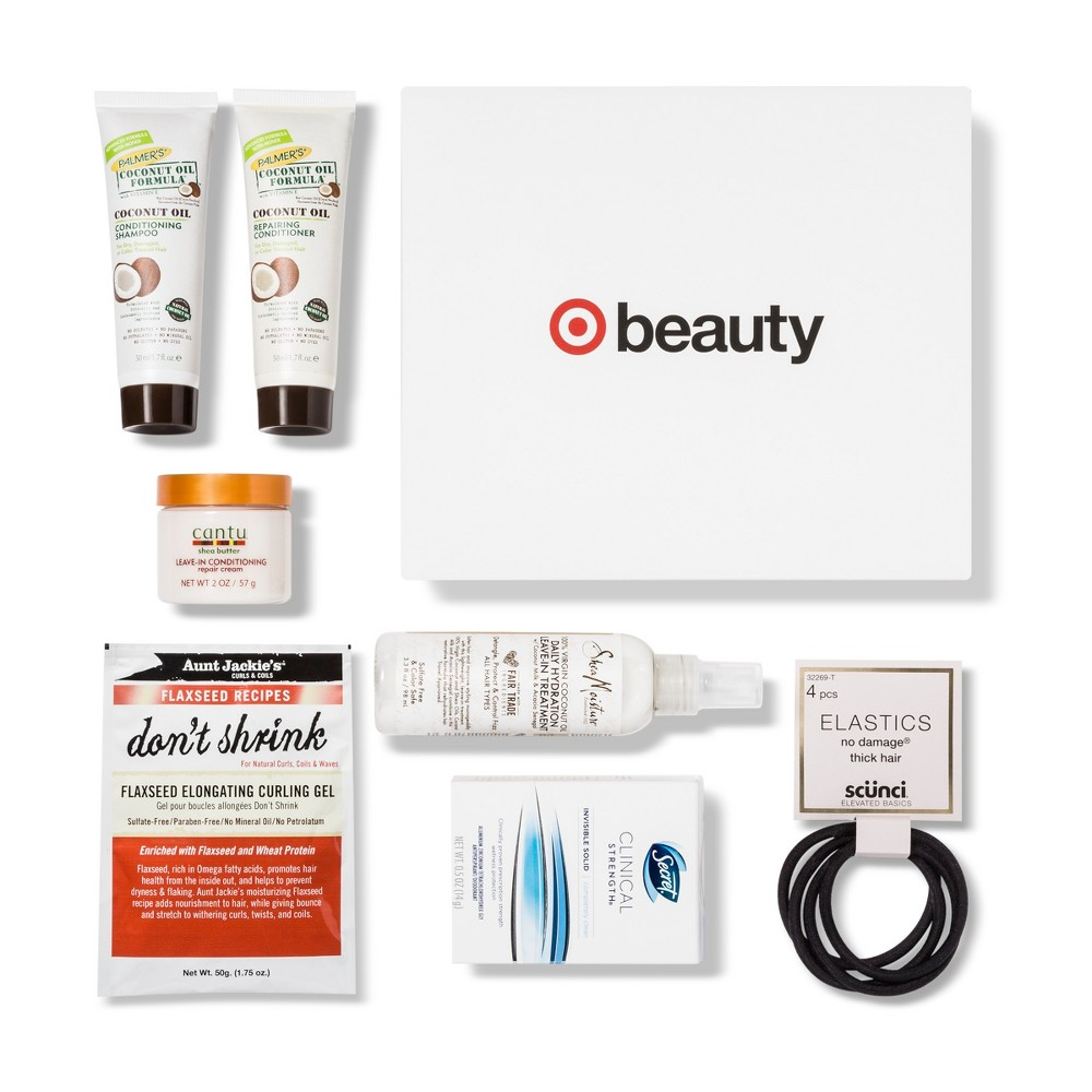Target Beauty Box - Summer Beauty
