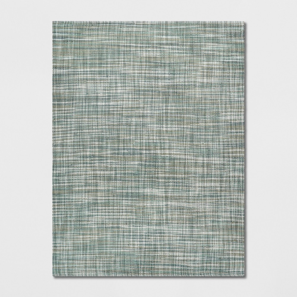 9'X12' Basketweave Tie Dye Design Area Rug Blue - Project 62 was $399.99 now $199.99 (50.0% off)