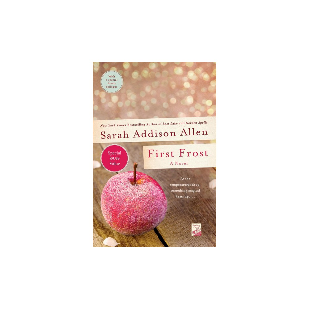First Frost (Reprint) (Paperback) (Sarah Addison Allen)