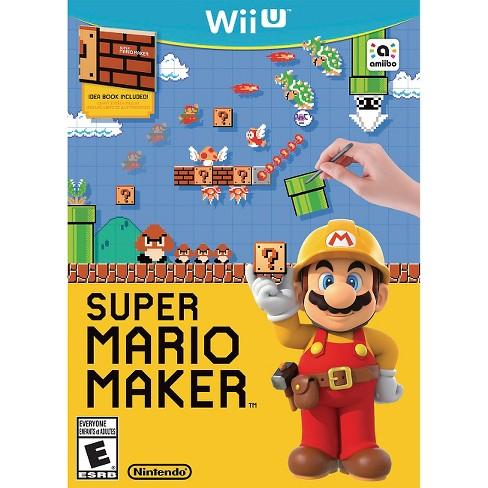 Super Mario Maker Nintendo Wii U - image 1 of 4