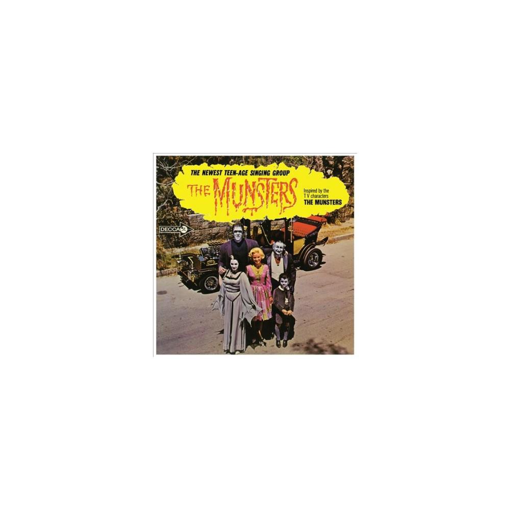Munsters - Munsters (CD), Pop Music