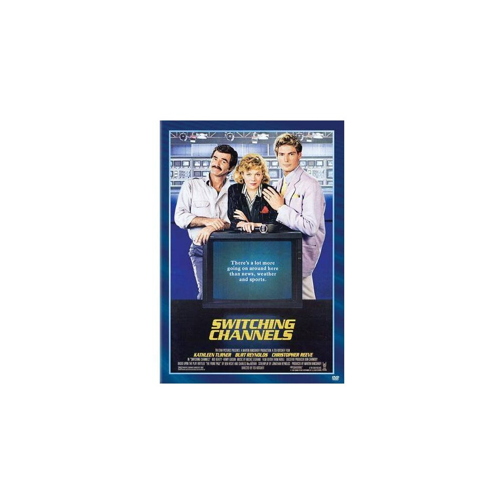 Switching Channels Dvd 2011
