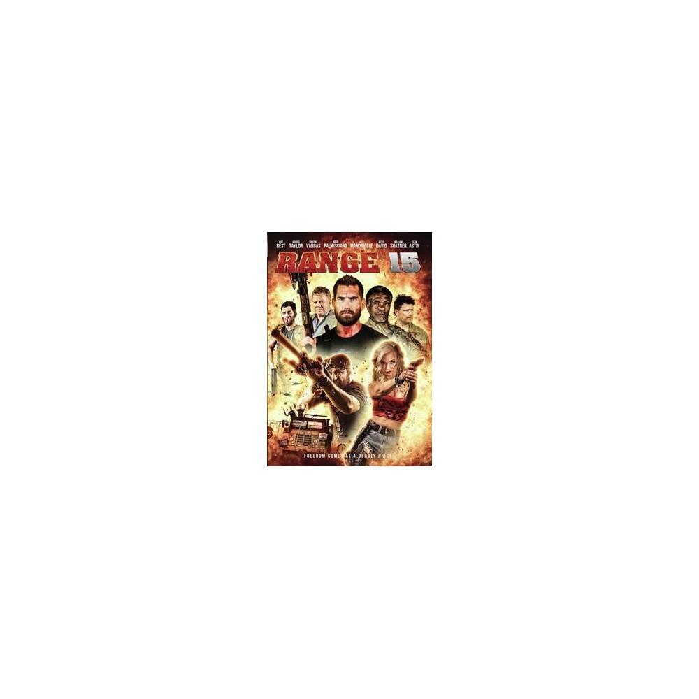 Range 15 (Dvd), Movies