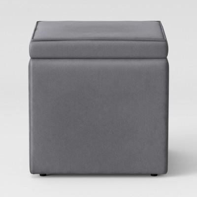 Ottoman Gray - Room Essentials™