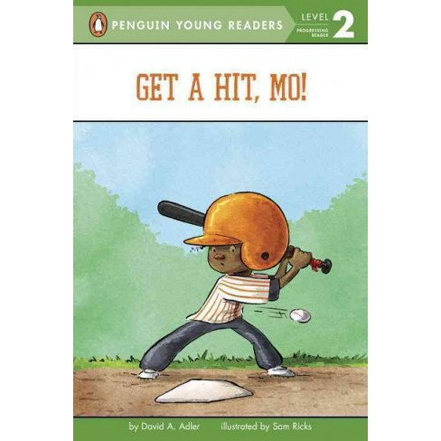 Get a Hit, Mo! - (Mo Jackson) by  David A Adler (Paperback) - image 1 of 1