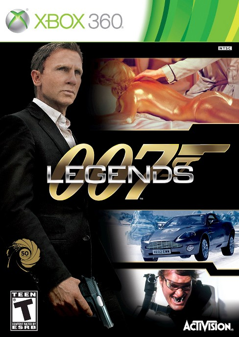 James Bond: 007 Legends Xbox 360 - image 1 of 1