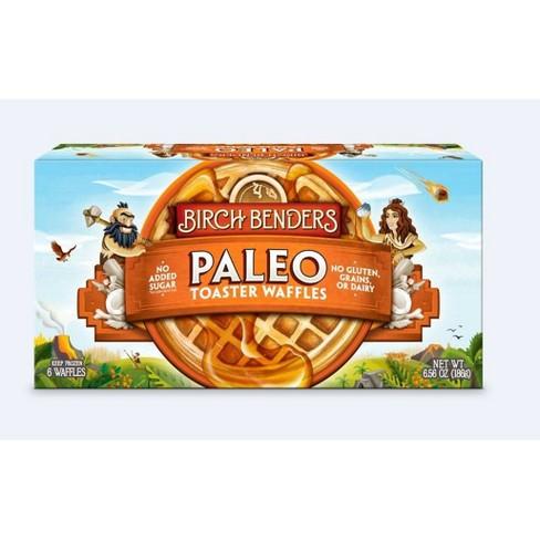 Birch Benders Paleo Frozen Waffles - 6.56oz - image 1 of 3