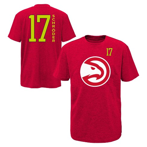 e0c24265ff1 Atlanta Hawks Boys' Performance Player T-Shirt L : Target