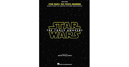 Force Awakens : Music from the Motion Picture Soundtrack (Paperback) - image 1 of 1