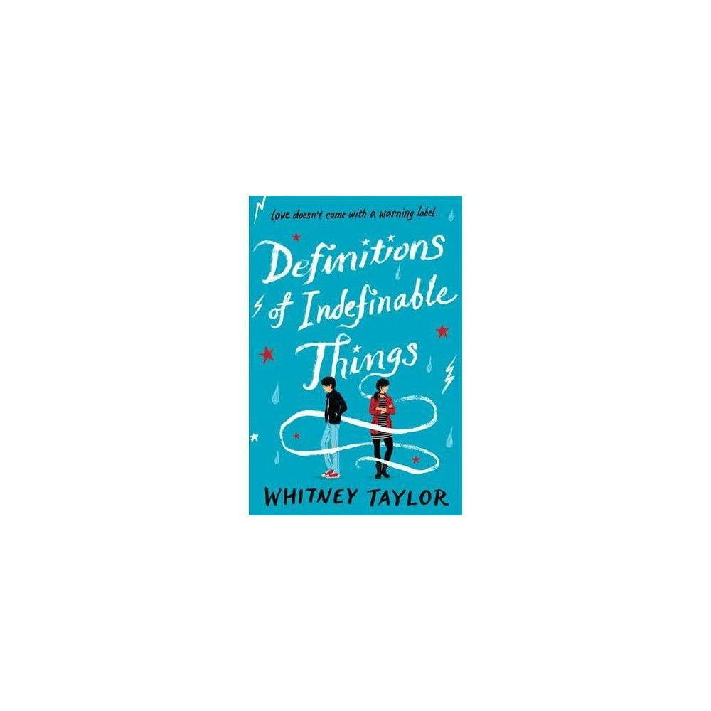 Definitions of Indefinable Things - Reprint by Whitney Taylor (Paperback)