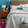 Printed Cotton Percale Sheet Set - Opalhouse™ - image 3 of 3