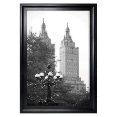 Poster Frame 2.5  Profile - Black - (24 x36 )