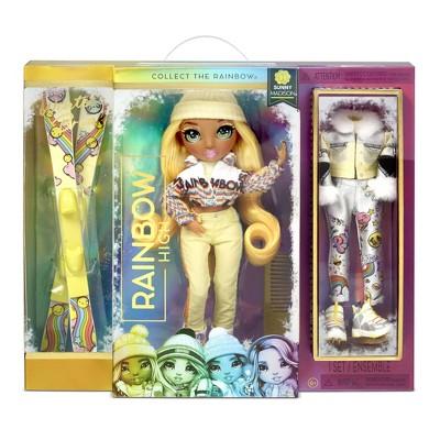 Rainbow High Winter Break Sunny Madison Fashion Doll