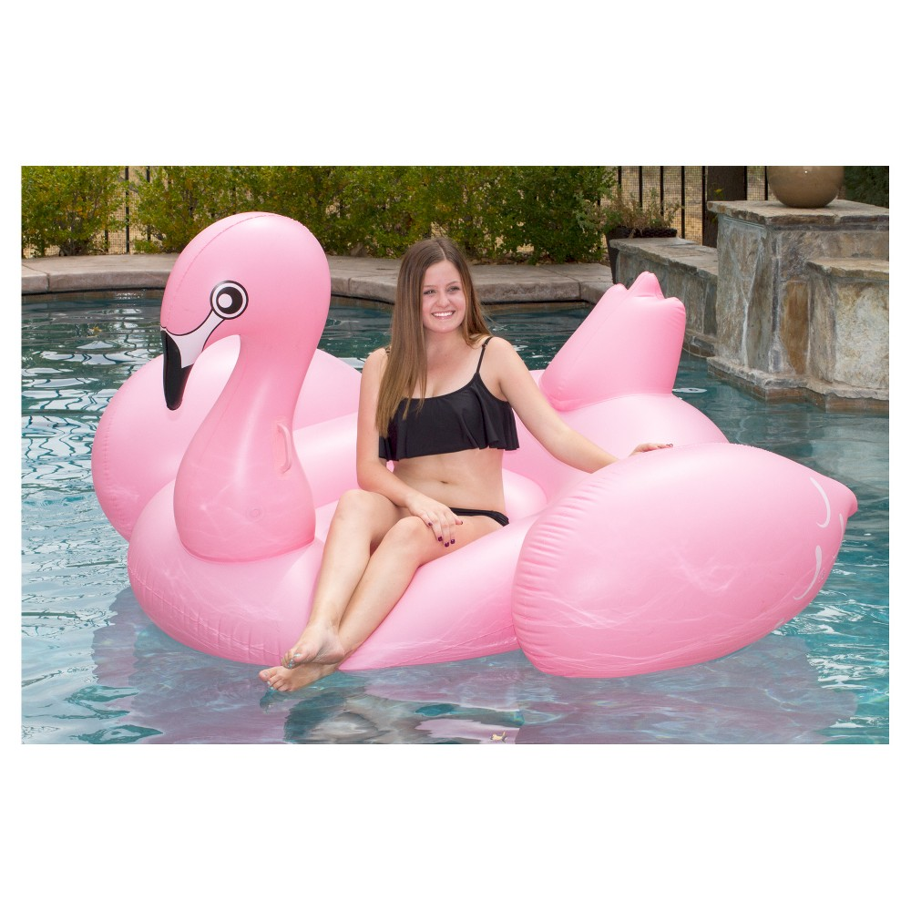 Poolmaster Inflatable Flamingo - Pink