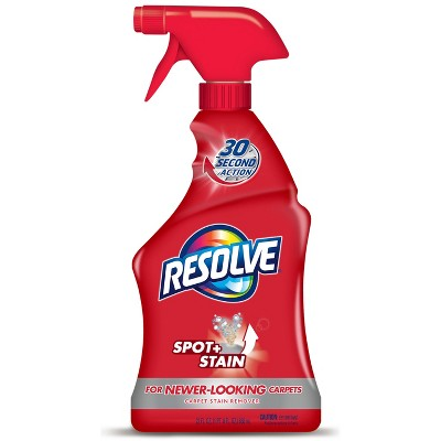 Carpet Cleaner & Deodorizer: Resolve Spot + Stain