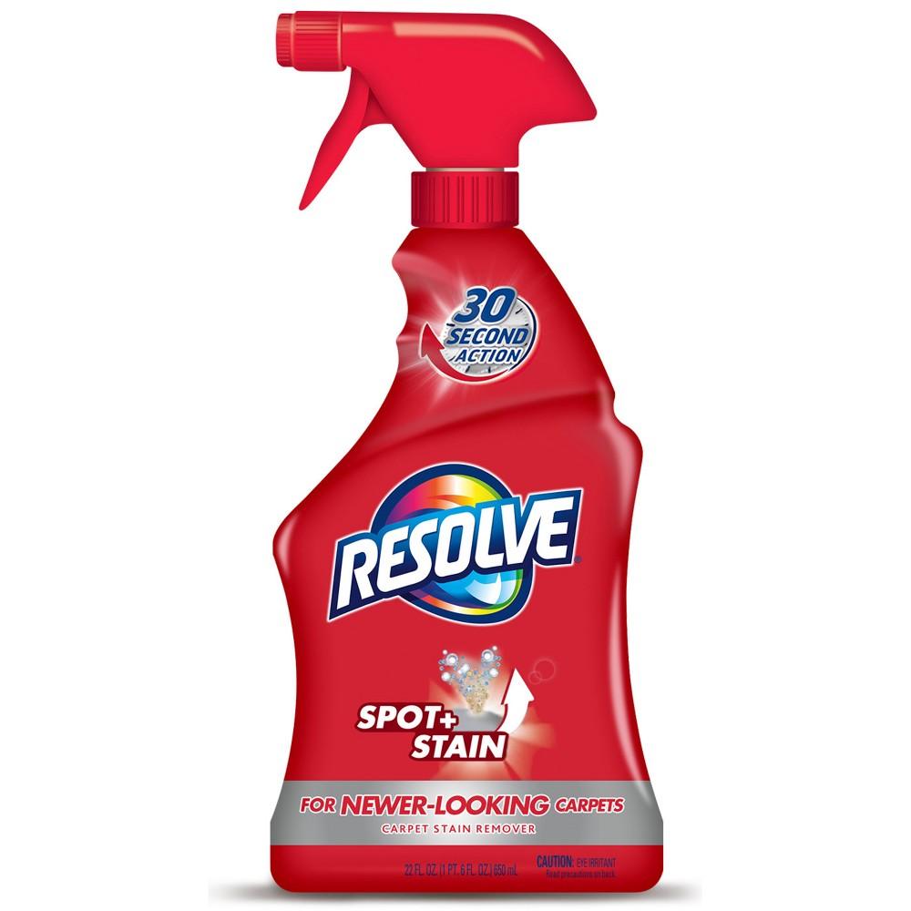 Resolve Stain Remover Carpet Cleaner - 22oz