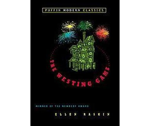 The Westing Game ( Puffin Modern Classics) (Paperback) by Ellen Raskin - image 1 of 1
