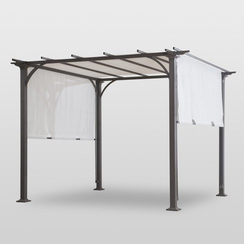 7' Pergola Polyester Replacement Canopy - Off White - Project 62™ : Target - 7' Pergola Polyester Replacement Canopy - Off White - Project 62