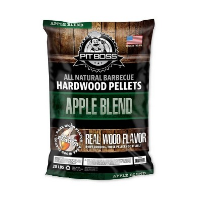 Pit Boss 20lb Apple Pellets
