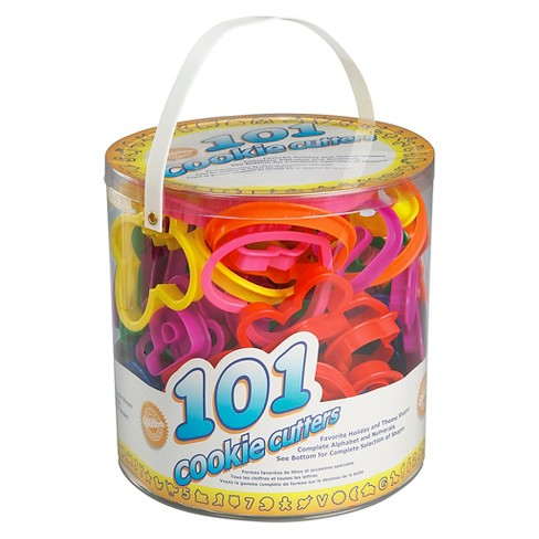 Wilton 101pc Cookie Cutters - image 1 of 2