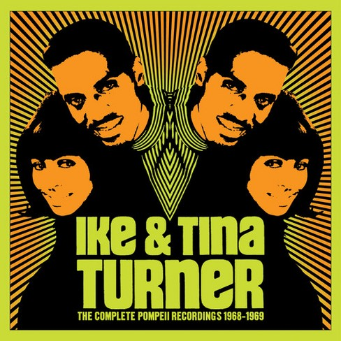 Ike Turner - Complete Pompeii Recordings 1968-1969 (CD) - image 1 of 1