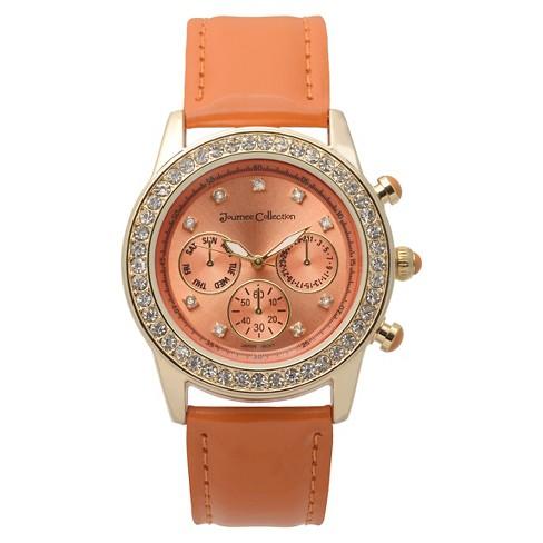 22c749876c0 Journee Collection Women's Watch Orange : Target