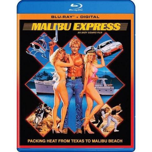 Malibu Express (Blu-ray)(2019) - image 1 of 1