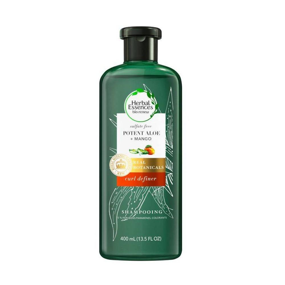Image of Herbal Essences bio:renew Aloe & Mango Sulfate Free Shampoo -13.5 fl oz