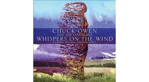Chuck Owen - Whispers On The Wind (CD) - image 1 of 1