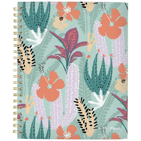 "2020 Mead Planner 9.25""x 11"" Cactus - image 1 of 4"