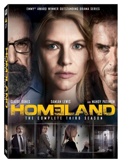 Homeland: The Complete Third Season [3 Discs] - image 1 of 1